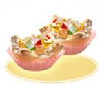 Пирожное «Цветочное ассорти»