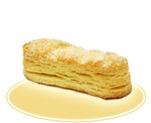 Слойка «Аппетитная» с сахаром