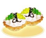 «Десертный набор вкуснятки» (виноград)