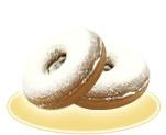 Бисквитное изделие «Доркинс» с лимонной начинкой