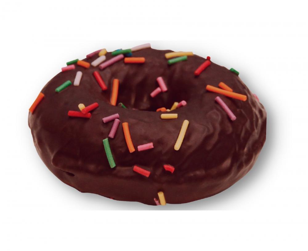 «Доркинс» в шоколадной глазури с чёрно-смородиновой начинкой